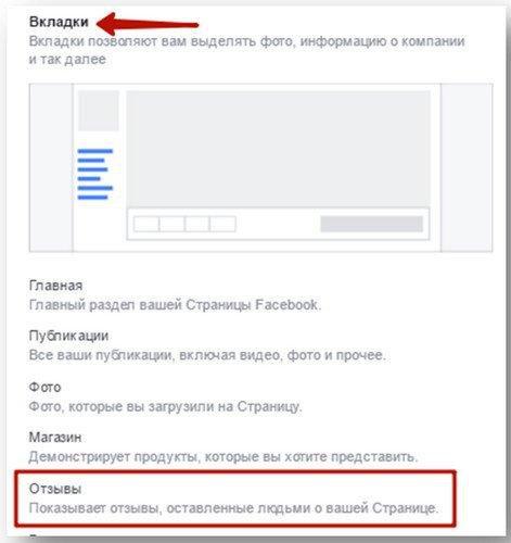SMM инспектор Общий аудит сообществ в Facebook блок отзывов